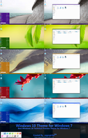 Windows 10 Technical Preview by sagorpirbd
