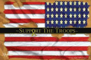 Support The Troops by Artgar2