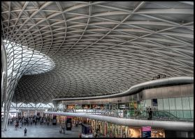 Kings Cross Station by thegreatmisto