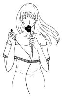 Flowers and Headphones by topace12