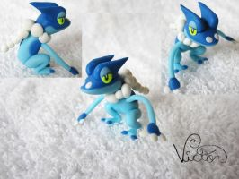 657 Frogadier by VictorCustomizer