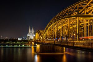 Bridge to the Cathedral by ChewyFloyd