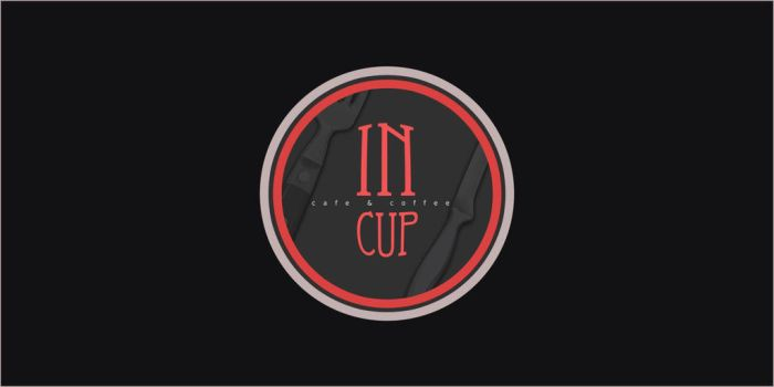 In Cup Logo by TommyBrikman