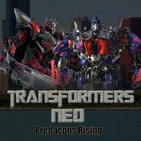 Transformers Neo - Predacons Rising by Daizua123