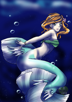 Mermaid Me by PandanaLove