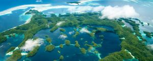 Rock Islands of Palau by MarkKenworthy