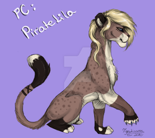 [PC] PirateLila by TigaLioness