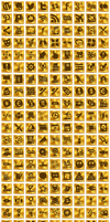 Free Gold Button Icons by aha-soft-icons
