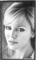 +Charlize Theron by phoenirius