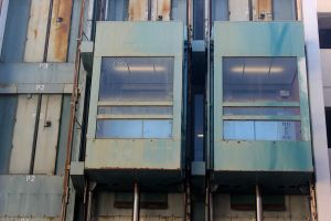Elevator Exteriors II by patrick-brian