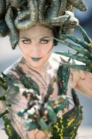 Magic The Gathering Vraska The Unseen Cosplay by Miss-Kiki89