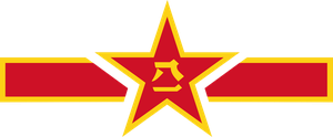 People's Liberation Army Roundel by ShitAllOverHumanity