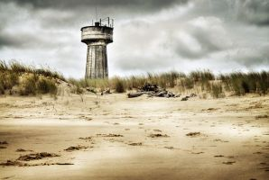 Between dunes I by ChristineAmat