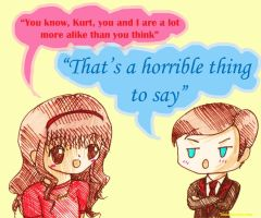 That's a horrible thing to say by kawaiisweetie-chan