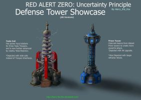 RAZ- Tesla Coil Prism Tower 2 by Harry-the-Fox