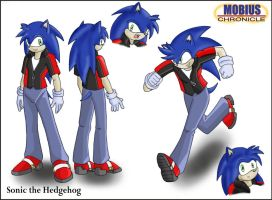 Mobius Chronicle: Sonic by zeiram0034