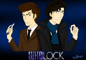 Wholock by TasogareMasuta
