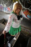 Zombie Killer by cosplay-kitty