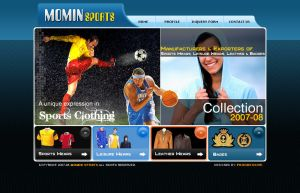 momin sports by xtreamgraphic
