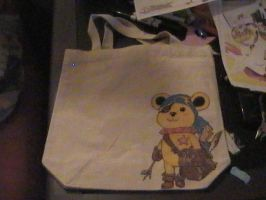 Toppi on bag by shades-chan