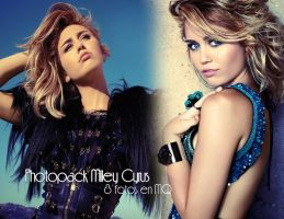 Photopack Miley Cyrus 02 by PaulaSwagStyles