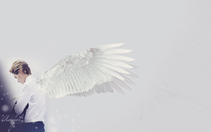 Angel Kris Wallpaper by SwagSagwa