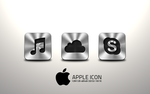 Apple icon by Awery