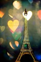 Paris Holds Your Heart by YasminNich