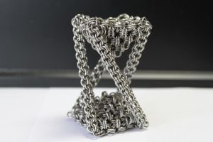 hourglass like desk thing by TQP-maille