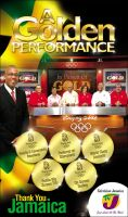 TVJ A Golden Performance by innografiks