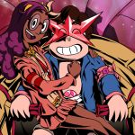 Steven X Lagann 1/3 ( steven and connie ) by bloody-dimisis