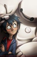 Big Hero 6 by Red-Vanilla19