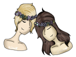 Flower Babies by Informative-Silver