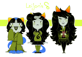 The leijons by zamii070