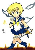 Super Sailor Uranus by jenni0014