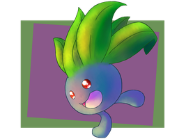 Oddish by FairyJonke