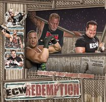ECW Redemption by Dark-Noise-Associate