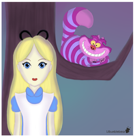 Alice in Wonderland by LilBumbleBear
