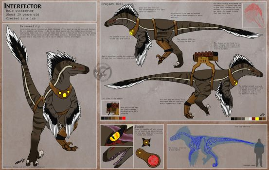 Interfector new ref by InterfectorFactory
