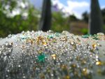 Colourful rain drops! by ZoevanRumt