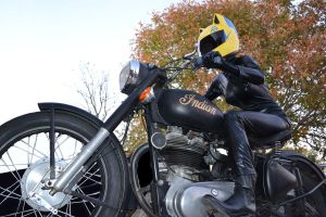 Me as Celty by kikyo4ever
