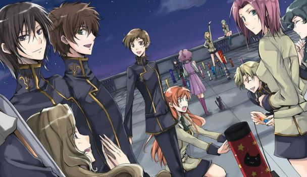 Code Geass: The Meaning of Friendship and Love by lelouchxccshipper