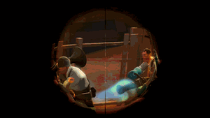 Team Fortress 2 Sniper GIF by coverop