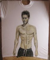T-shirt  Jared  Leto 2 by VeronikaBulahova