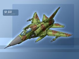 SF-337 another view by TheXHS