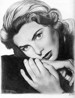 OLD WORK: Ingrid Bergman by lovelyzitalee