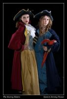 2007 Scurvy sister pirates II by Cuddlyparrot