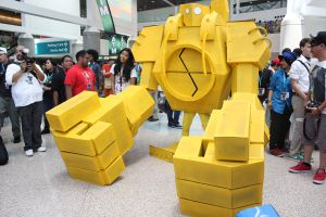Blitzcrank at AX by d-slim