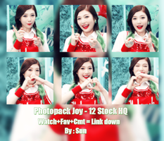 Photopack#7 : Joy Red Velvet : By Sun by Suncucheoo