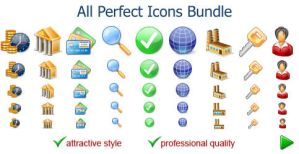 All Perfect Icons by shockvideo